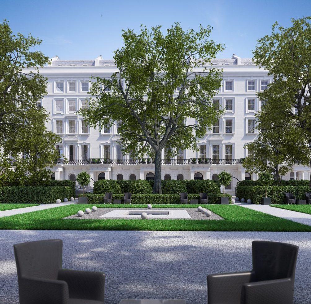 Sloane Street Apartments: Bruton Of Sloane Street